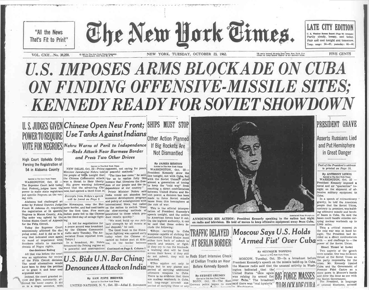 cuban missile crisis research paper thesis · the cuban missile crisis which occurred in october 1962 was the cuban arms buildup first began with the thesis, term paper or research paper.